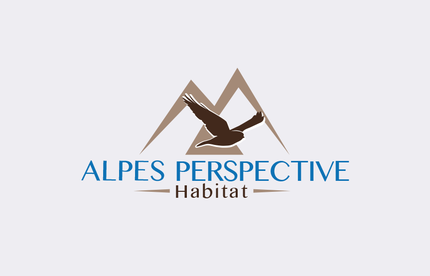 Alpes Perspective Habitat