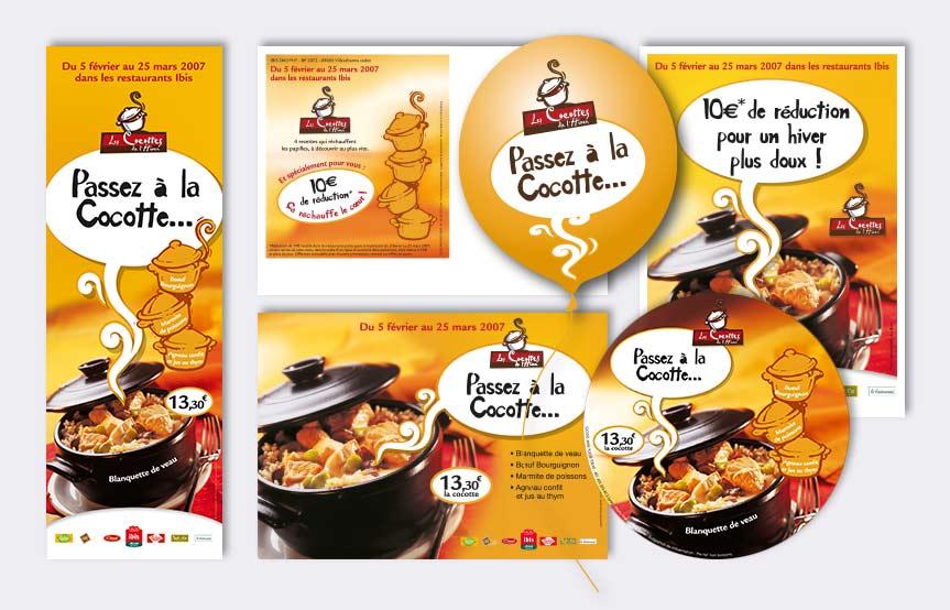 Les Cocottes IBIS