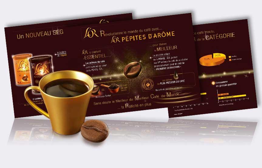 L'Or de Maison du Café