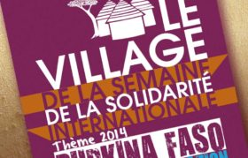 Village de la Solidarité internationale